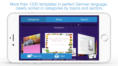 German Templates for Office screenshot two