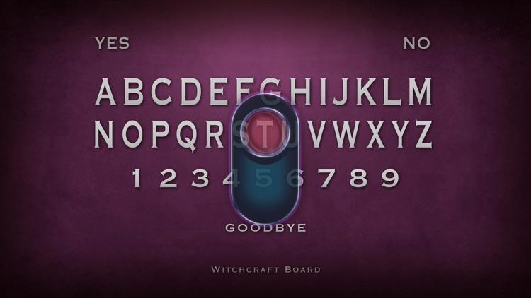 Witchcraft Board screenshot-3