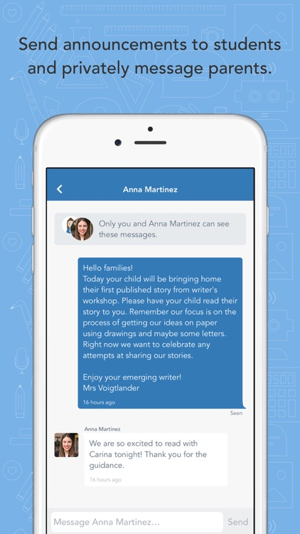 Seesaw: The Learning Journal screenshot-4