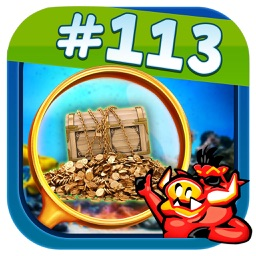 Lost Treasure Hidden Object