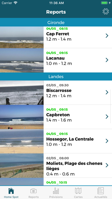 Surf Reportのおすすめ画像6