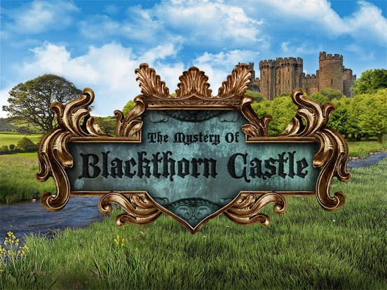 Screenshot #1 for The Mystery of Blackthorn Castle