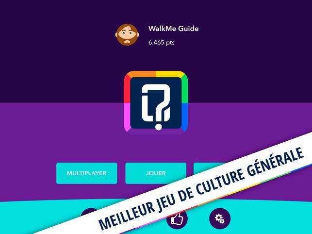 Culture générale multijoueur