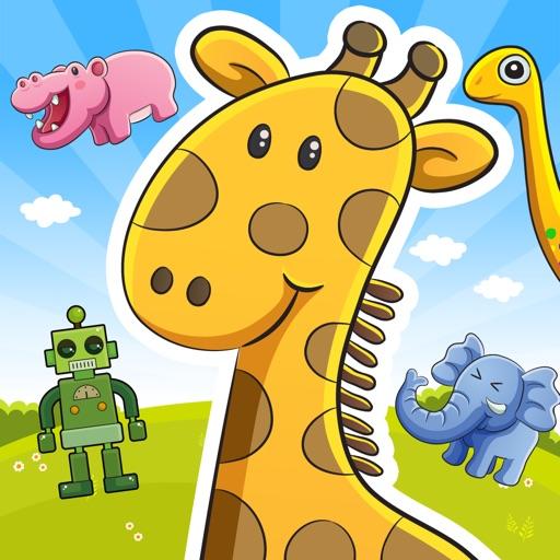 たのしい!だいすき!わくわく王国 for iPad - 子ども・赤ちゃん・幼児向けの無料ゲームアプリ