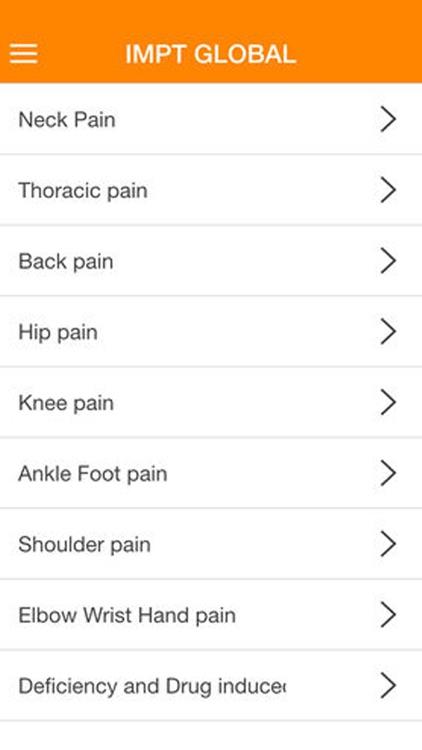 ITS Musculo Skeletal screenshot-3