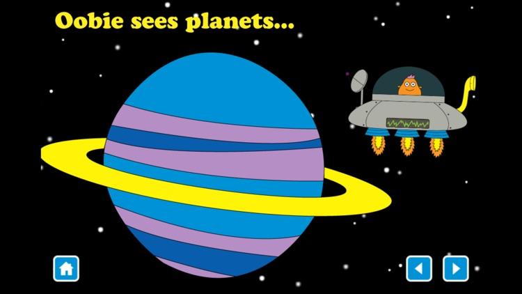 Oobie's Space Adventure