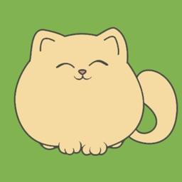 Funny Cat emoji - stickers