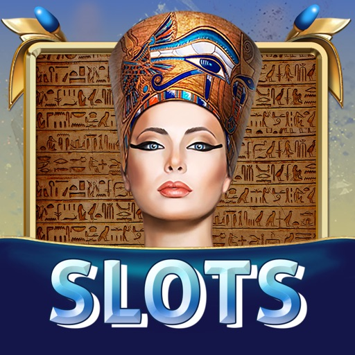 SLOTS Cleopatra - Pharaoh's Queen of Magic Fortune iOS App