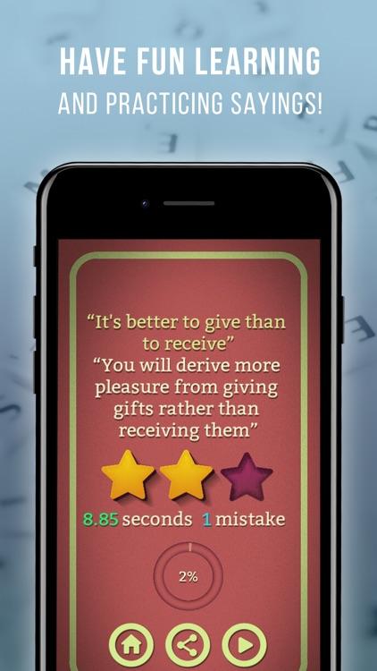 Sayings Builder Master screenshot-2