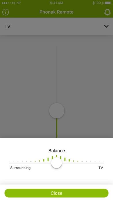 Screenshot for Phonak Remote in Germany App Store