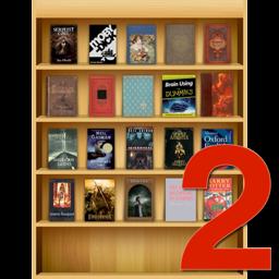 Ícone do app BookShelf 2