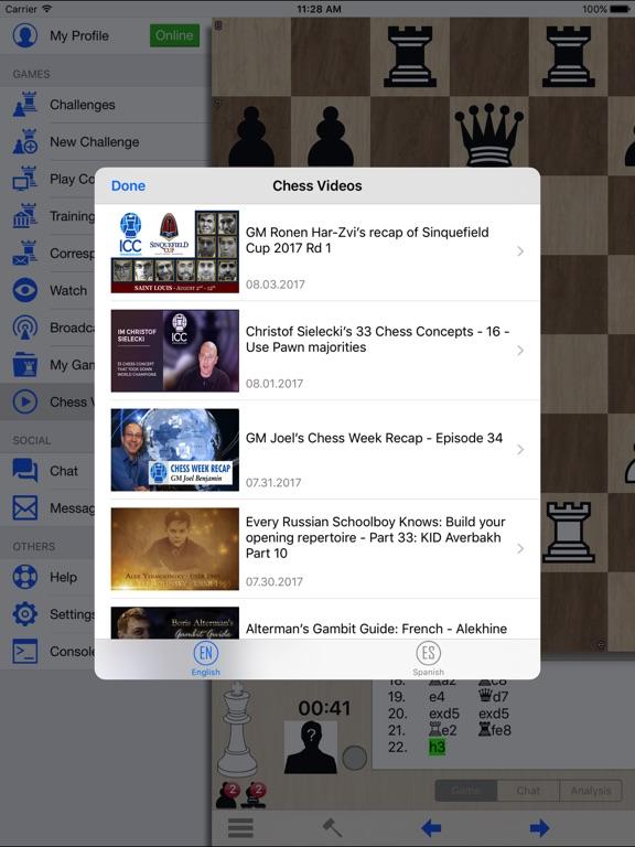 Scid Chess App
