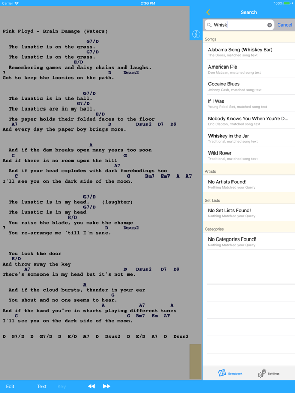 Songbook Simple by Stephen O'Connor (iOS, United States) - SearchMan