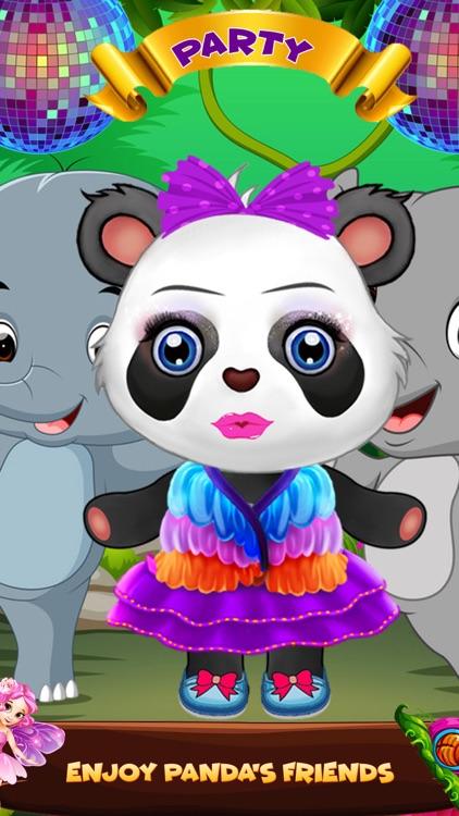Newborn Baby Panda Day Care screenshot-6