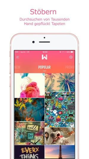 Wallz HD Hintergrundbilder Screenshot