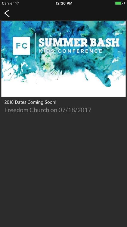Freedom Church screenshot-4
