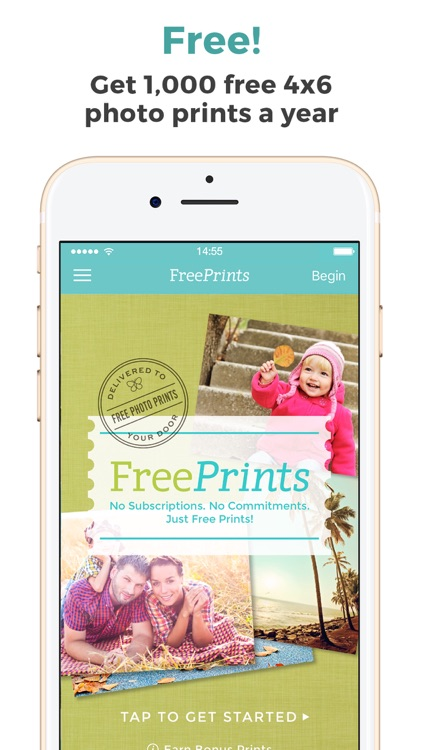 FreePrints – Photos Delivered screenshot-0
