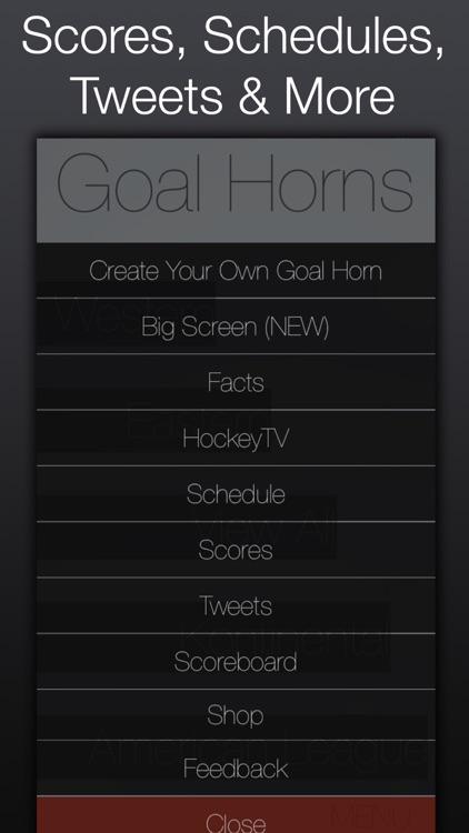 Hockey Goal Horns screenshot-4
