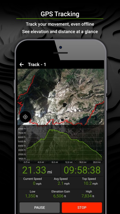 BaseMap: GPS for the Outdoors screenshot-3