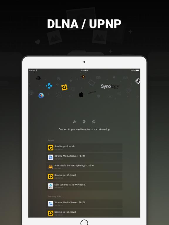 UPNP/DLNA Streamer for TV by iStreamer (iOS, United States