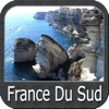 Southern France GPS Charts