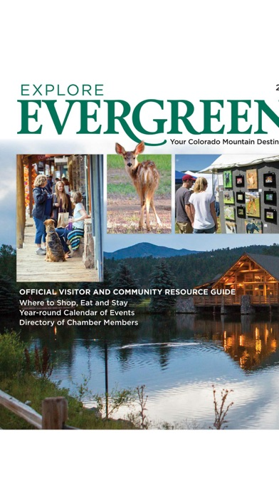 点击获取Evergreen CO