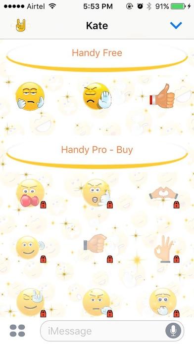 Handy Moji - Animated Gif screenshot three