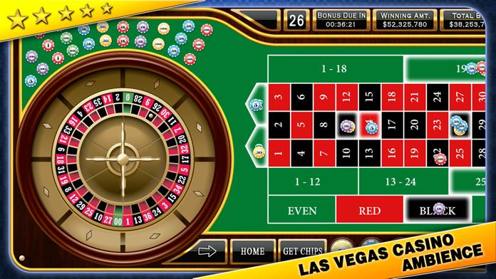 Roulette - Casino Style Screenshot