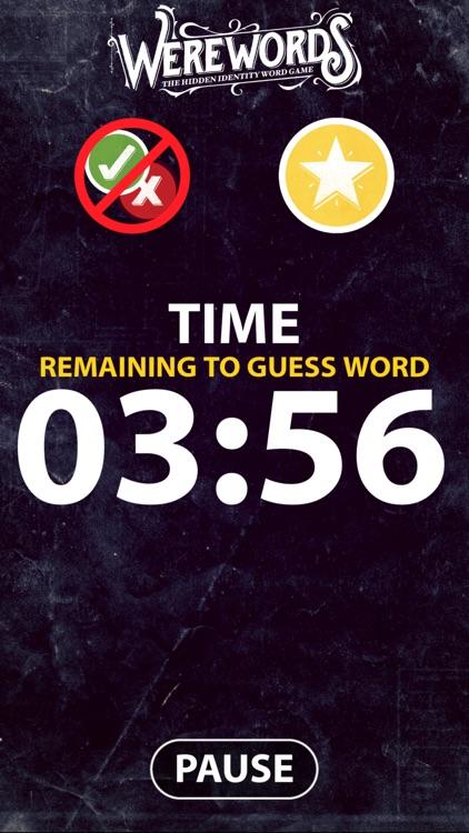 Werewords screenshot-4