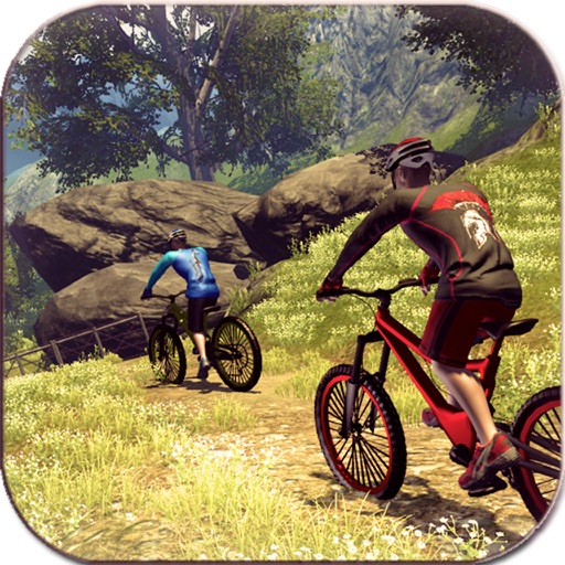 Mtb DownHill Bike: Multiplayer iOS App