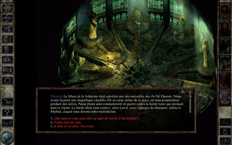 Screenshot #3 pour Icewind Dale: Enhanced Edition