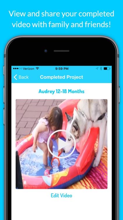 Video Merger - Combine Videos screenshot-3