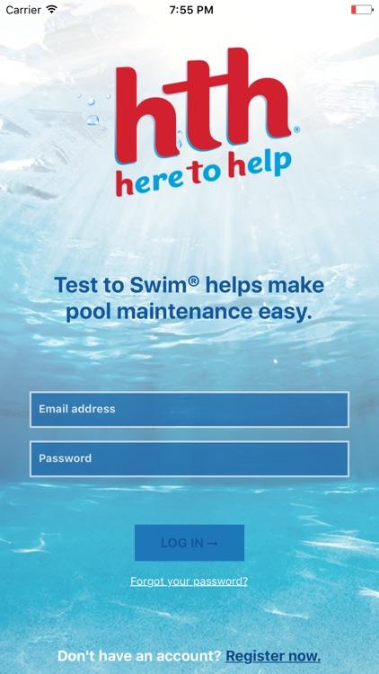 Test to Swim