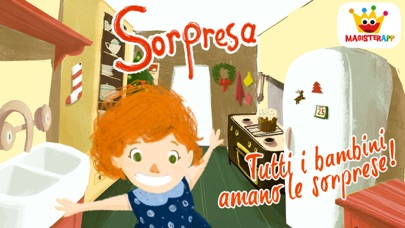 Screenshot of Sorpresa di Natale per bimbi1