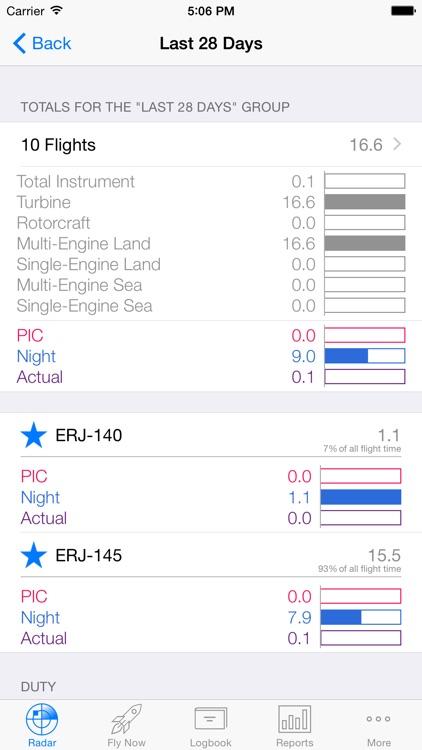 LogTen Pro screenshot-3