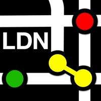 ロンドン地下鉄地図 PRO