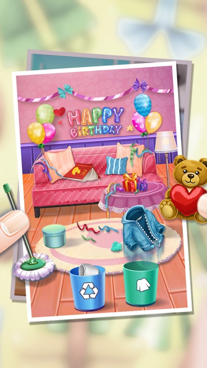 Birthday Pool Party screenshot-4