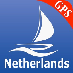 Netherlands GPS nautical Chart