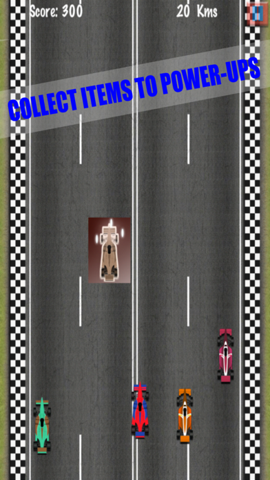 Indiana Cars - Speedway Combat screenshot four
