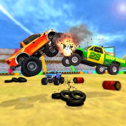 Whirlpool Monster Truck Crash