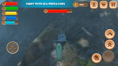Beluga Whale Simulator screenshot two