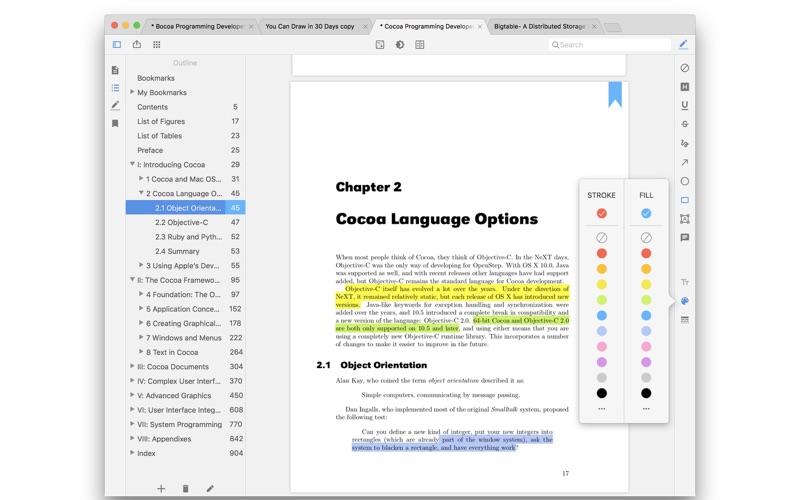 PDF Reader X Screenshot