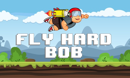 FlyHard Bob TV icon