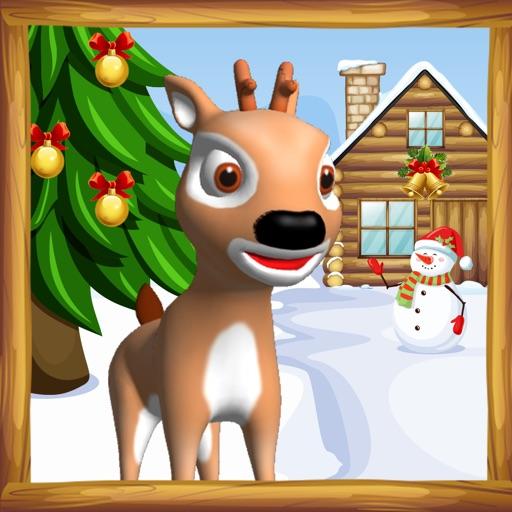 Talking Reindeer iOS App