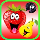 Fruit spring jump icon