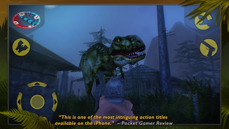 Carnivores:Dinosaur Hunter Pro screenshot-3