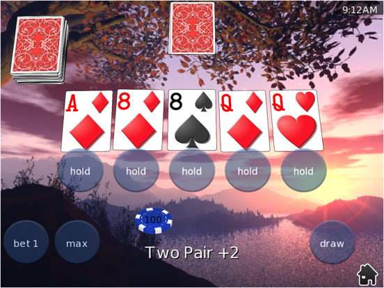 Card Shark Solitaire-ipad-3