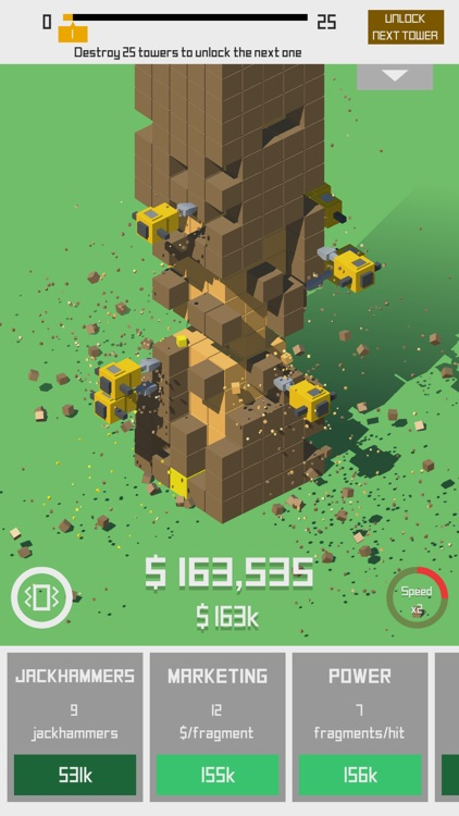 Jackhammer Tower screenshot-1