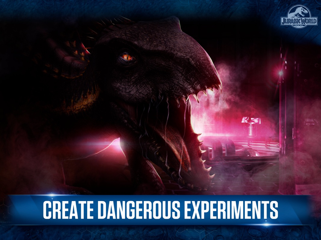 Jurassic World™: The Game Online Hack Tool