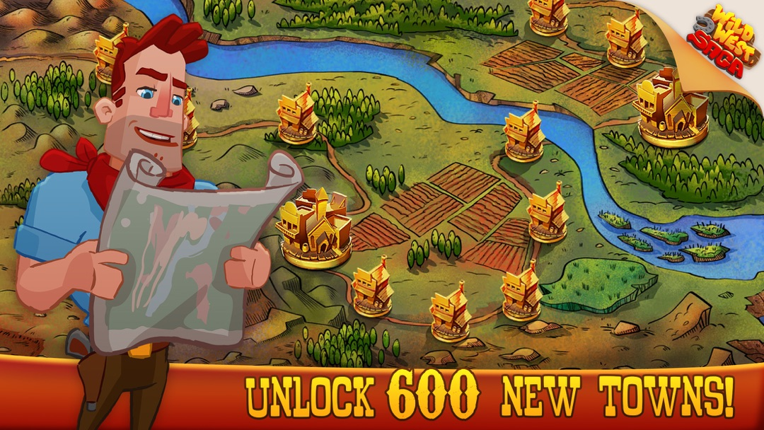 Wild West: Idle Tycoon Clicker - Online Game Hack and Cheat